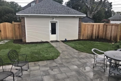 After Walkway to Garage