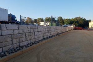 Magnum Stone Structural Commercial Wall