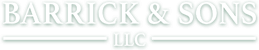 Barrick & Sons LLC