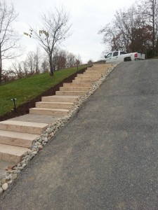 Custom Stairways in Frederick Maryland
