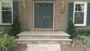 Custom Front Stairs Frederick MD