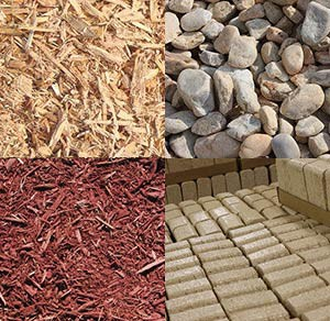 Grass Seed, River Sock, Mulch, Hardwood Firewood & More in Frederick MD