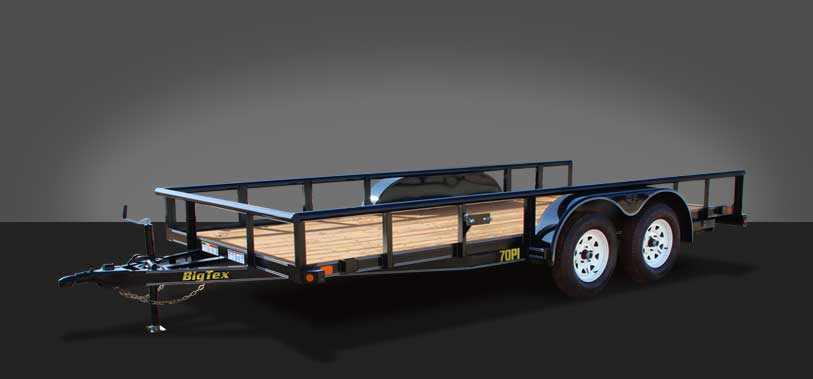70PIfeatured & Tandem Axle Trailers in Frederick Maryland - Barrick Garden Center