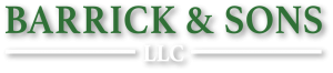 Barrick and sons LLC