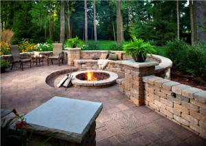Patios and Firepits in Frederick Maryland