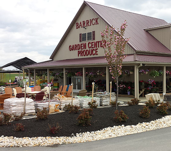 Garden Center in Frederick Maryland