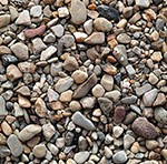 Pea Gravel & River Rock | Frederick Maryland