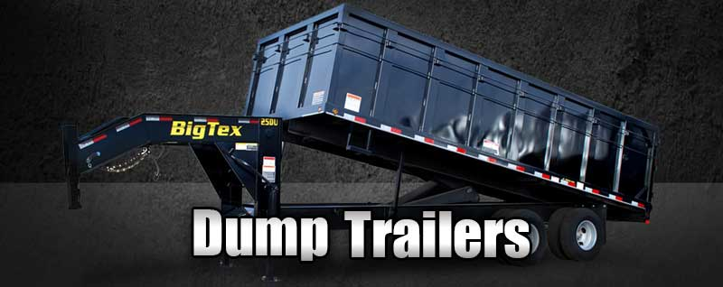 Dump Trailers | Frederick Maryland
