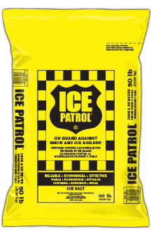 Ice Patrol | Ice Melt Available in Frederick MD