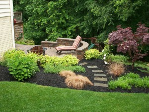 Pathways and Custom Landscapes | Maryland