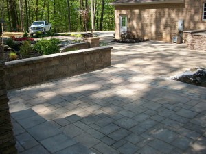 Interlocking Paver Installation | Maryland
