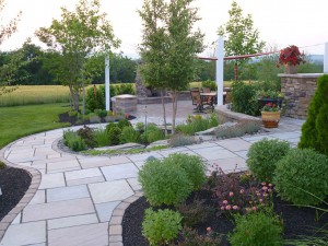 Interlocking Paver Installation - Maryland