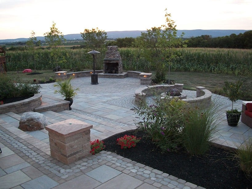 Gr Seed Patio Outdoor Furniture Landscaping Services In Frederick Md