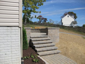 Interlocking Paver Installation Frederick MD