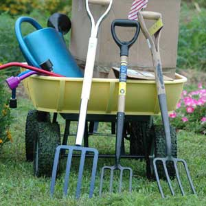 Gardening Tools, Bird Feeders, Accessories & More in Frederick Maryland