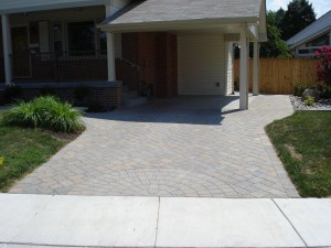 Driveways for Home or Business by Barrick and Sons