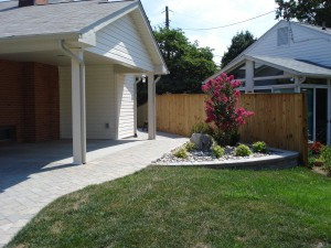 Residential Landscaping Serices and Custom Driveways in Maryland
