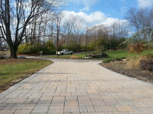 Residential and Commercial Driveways Built by Barricks and Sons