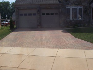 Custom Hardscapes and Driveways by Barrick & Sons
