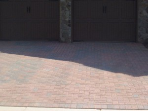 Interlocking Paver Installation in Frederick Maryland