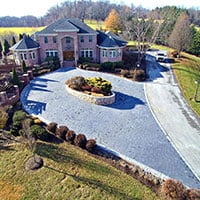 Driveways in Frederick Maryland