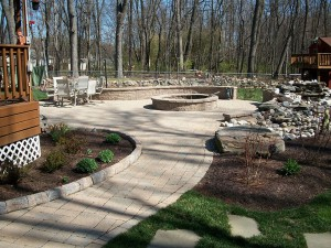 Firepits and Outdoor Fireplaces in Frederick Maryland