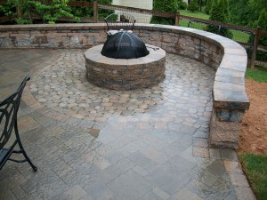Firepits and Patios in Montgomery County Maryland