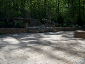 Paver Patios and Firepits in Frederick County Maryland
