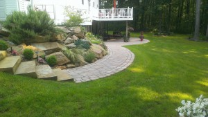 Paver Walkways in Frederick Maryland