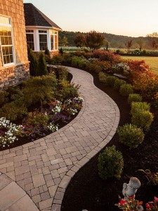 Interlocking Paver Installation for Walkways | Frederick Maryland