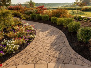 Custom Landscaping Services and Pathways