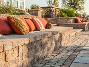 Patio Walls in Frederick Maryland