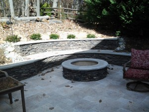 Custom Firepits in Frederick Maryland