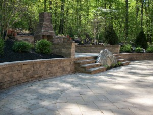 Hardscapes and Retaining Walls Maryland