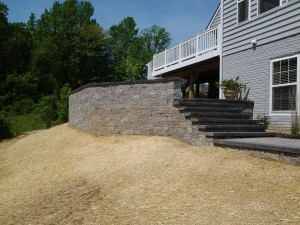 Masonry Walls in Frederick County Maryland