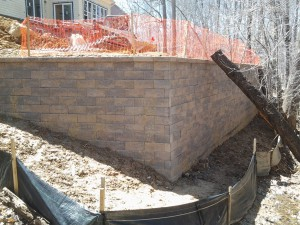 Retaining Walls in Frederick Maryland