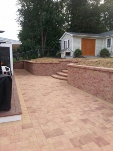 Interlocking Paver Installation Frederick Maryland