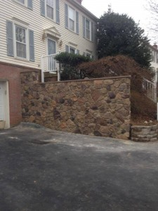 Retaining Walls and Driveways | Frederick Maryland