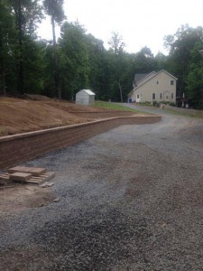 Driveways and Retaining Walls