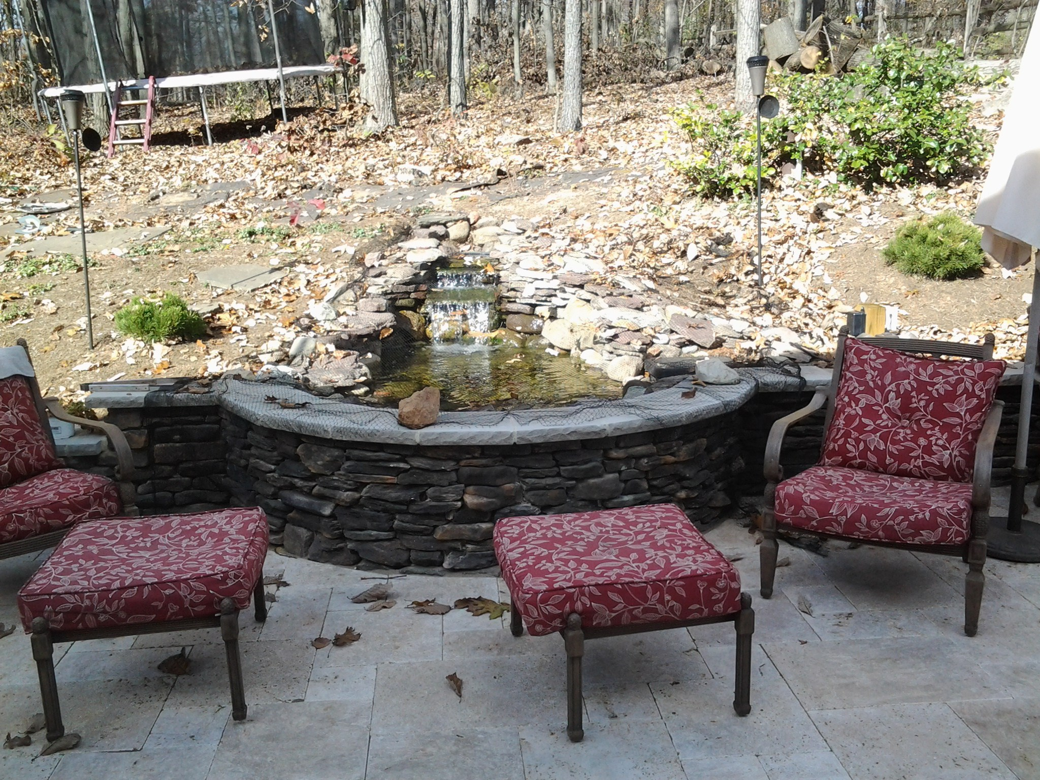 Outdoor Furniture And Water Features In Frederick MD