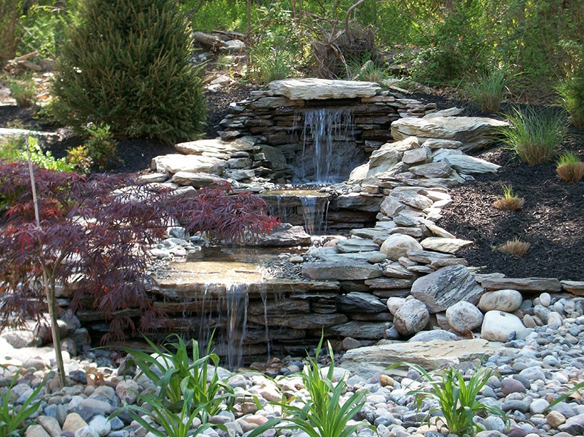 Water Features Frederick County Maryland Barrick