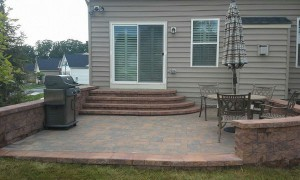 Interlocking Paver Installers | Frederick Maryland