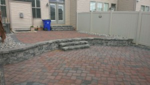 Interlocking Paver Installation on Patio | Maryland
