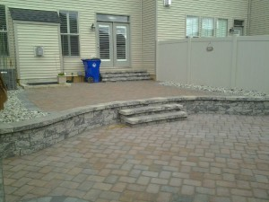 Interlocking Paver Installation | Frederick Maryland