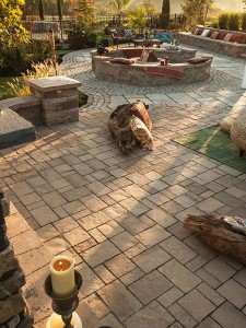 Firepit Design | Frederick Maryland