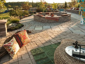 Firepits and Patio Design | Frederick Maryland