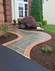 Landscaping Services and Pathway Installation in Maryland