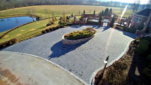Custom Driveways and Landscaping Services in Maryland