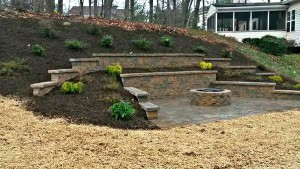 Custom Hardscapes & Retaining Walls | Frederick Maryland