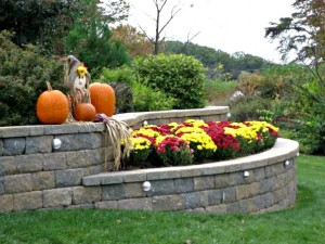Custom Retaining Walls & Plant Services in Frederick Maryland